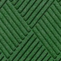 Waterhog Fashion Diamond Indoor Outdoor Entrance Mat 35x46 inches light green.
