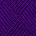 Waterhog Fashion Diamond Indoor Outdoor Entrance Mat 35x46 inches purple.