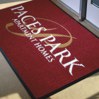 Waterhog Inlay Logo Indoor Outdoor Mat 35x58 inches thumbnail