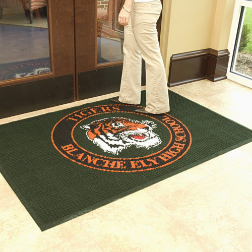 Waterhog Inlay Logo Indoor Outdoor Mat 35x58 Inches