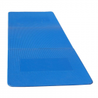Portable Exercise Mat 20 x 52 Inches Blue thumbnail