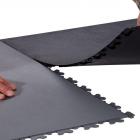SupraTile 5.5 mm Hidden Leather Black / Grays