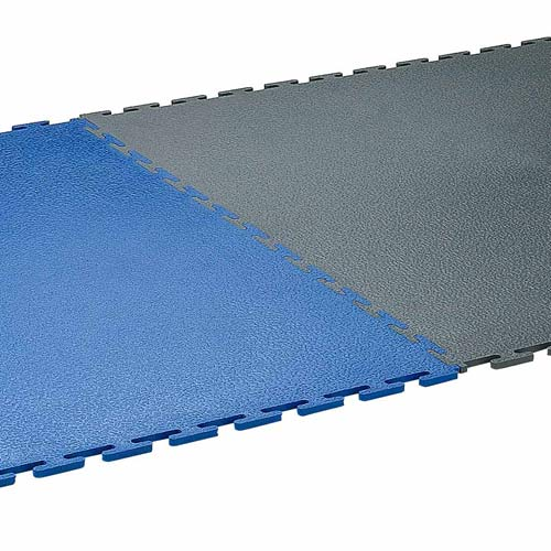 SupraTile 6.5MM T-JOINT 20.5x20.5 in Textured Colors two tiles.