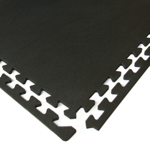 Foam Floor Tiles Sport Designer showing borders.