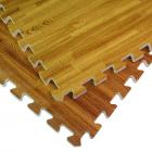 wood grain foam tiles