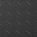 Diamond Top Floor Tiles Colors 8 tiles dark gray swatch.