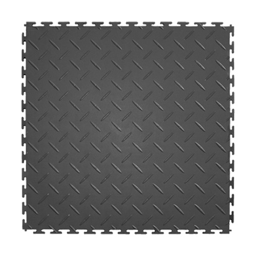Diamond Top Tile Black or Dark Gray 8 tiles showing darkgray tile.
