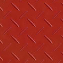 Diamond Top Floor Tiles Colors 8 tiles red swatch.