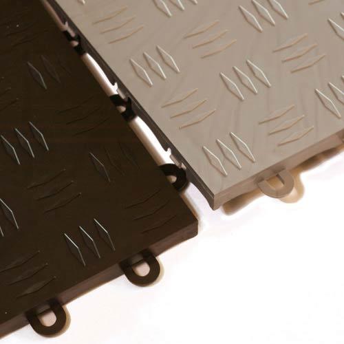 Raised Garage Floor Tile Interlock
