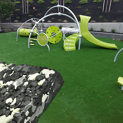 Playground Turf Artificial Grass For Playgrounds