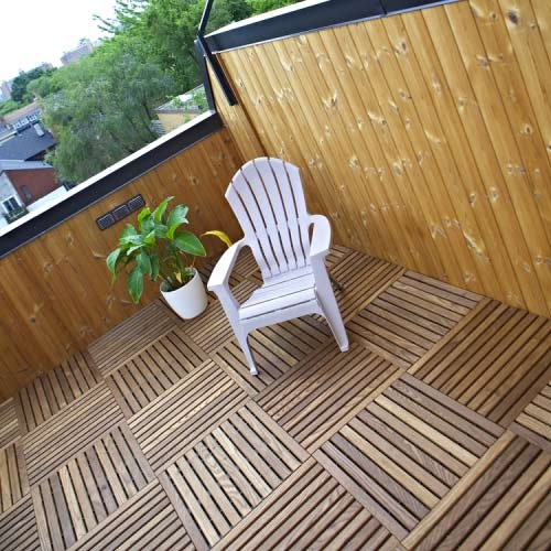 Flooring Designed For Rooftops Have These Features