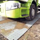 Economat Ground Protection Mat Z