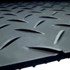 Ground Protection Mats 2x6 ft Black