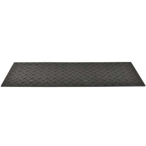 Ground Protection Mats 3x6 ft Black full