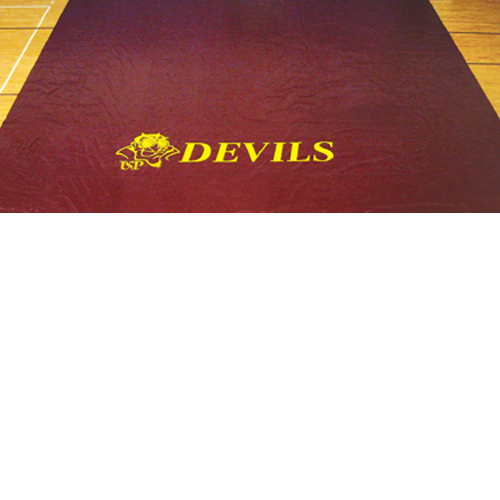 Vinyl Floor Cover 18oz Weight gymguard tuff.