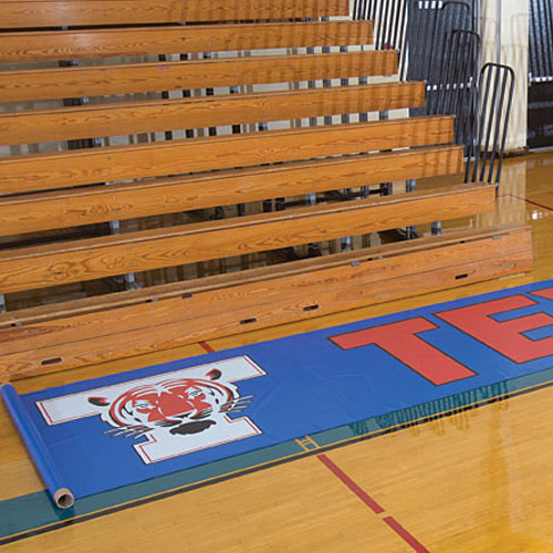 Gym Floor 50x5 Ft Vinyl Runner Vinyl Covers Protect Your