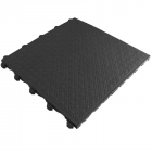 Comfort Matta Tile Solid Surface Black thumbnail