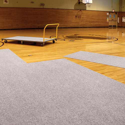 Portable Gym Floor Carpet Covering