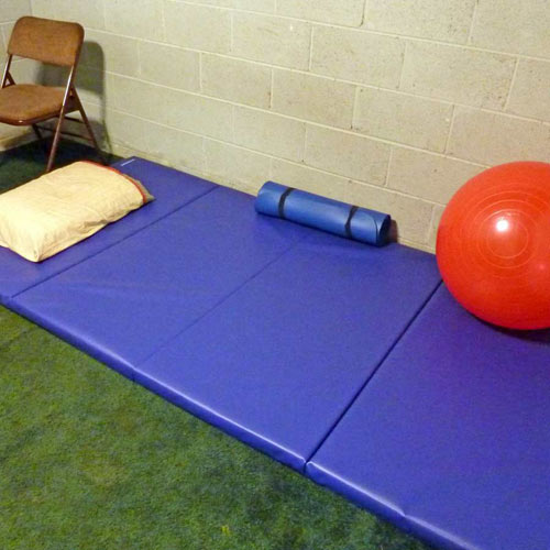 Gym Mats 4x8 Ft x 2 inch 4V 18oz home.