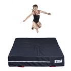 Fluffy Denim Gymnastic Mat 60x80x12 Inches thumbnail