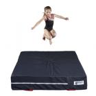 Fluffy Denim Gymnastic Mat 60x80x12 Inches