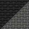 Home Exerice Foam Floor black gray swatch.