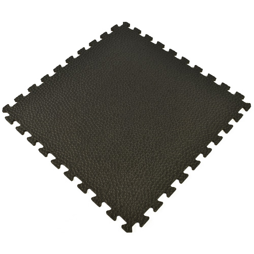 Mats for home gym foam tiles view of single piece