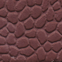 Color Plus Rubber Tile Burgundy swatch.