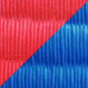 Home MMA BJJ Mats 2x2 Ft swatch red blue.