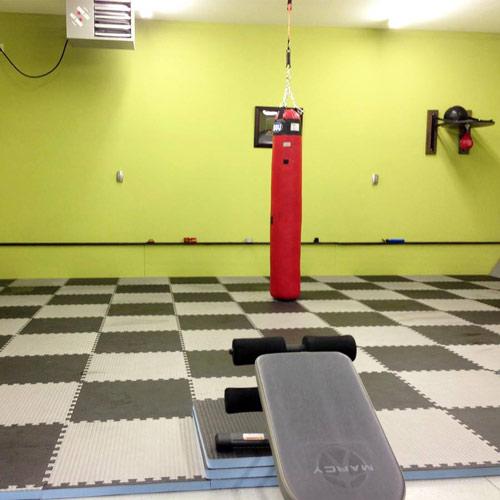 Garage grappling mats cannons uk multi purpose interlocking eva