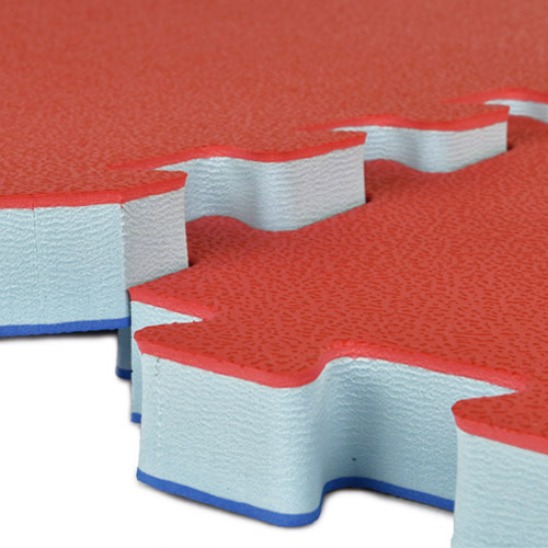 Home Karate Sport Foam Tile 1 Inch interlock.