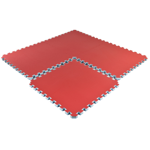 Home Karate Sport Foam Tile 1 Inch quad.