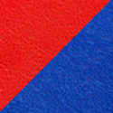 Home Sport Floor Foam color swatch blue-red.