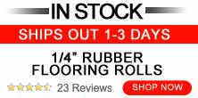 rubber flooring rolls