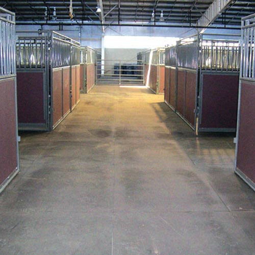 Rubber horse stall mats custom interlocking horse stall mats for 2 stall horse barn kits