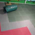 Indoor Playground Foam Tiles 1 5/8 inch