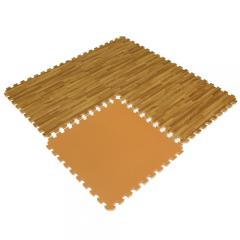 Wood Grain Foam Tiles Reversible ...