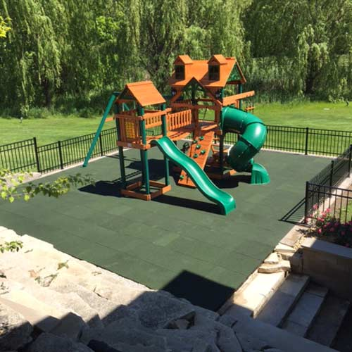 The Top Playground Flooring Materials