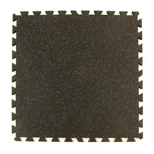 Rubber Floor Tile 3 8 Inch 10 Percent Color Geneva Rubber Tile
