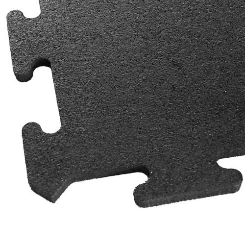 Interlocking Rubber Floor Tiles large size of flooringinterlocking rubber floor tile for garage tiles walmart kids gym castleflex Interlocking Rubber Tile 2x2 Ft X 8 Mm Black Corner Of Tile