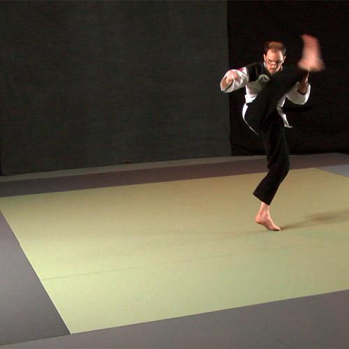 Elite Striking Arts Pro Mats Demo Video
