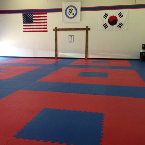 Karate Mats Interlocking And Taekwondo For