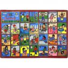 ABC Feelings Kids Rug 7 feet 8 inches x 10 feet 9 inches thumbnail