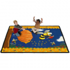 Busy Bee Kids Rug 6 x 9 feet