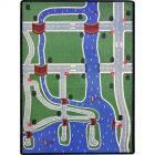 Creataville Kids Rug 7 feet 8 inches x 10 feet 9 inches