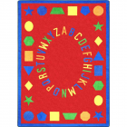 First Lessons Kids Rug 3 feet 10 inches x 5 feet 4 inches