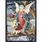 Guardian Angel Kids Rug 5 feet 4 inches x 7 feet 8 inches
