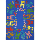 Musical Chairs 7 feet 8 inches x 10 feet 9 inches thumbnail