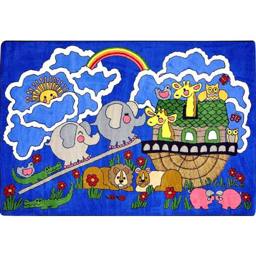 Noahs Ark 5 feet 4 inches x 7 feet 8 inches