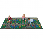 Places To Go Kids Rug 12 x 6 feet